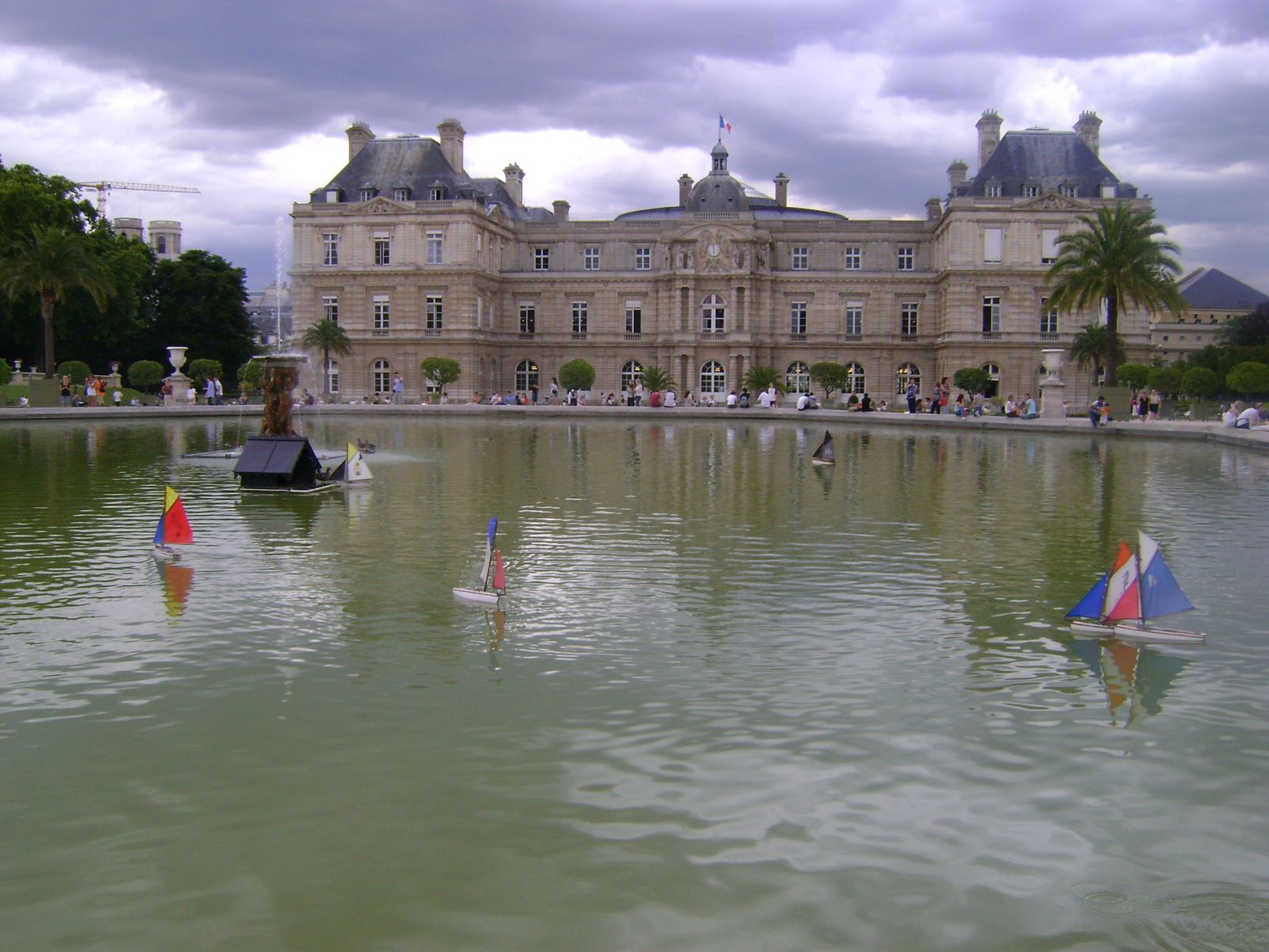 paris-luxembourg