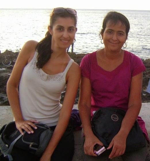 Eu e Irina