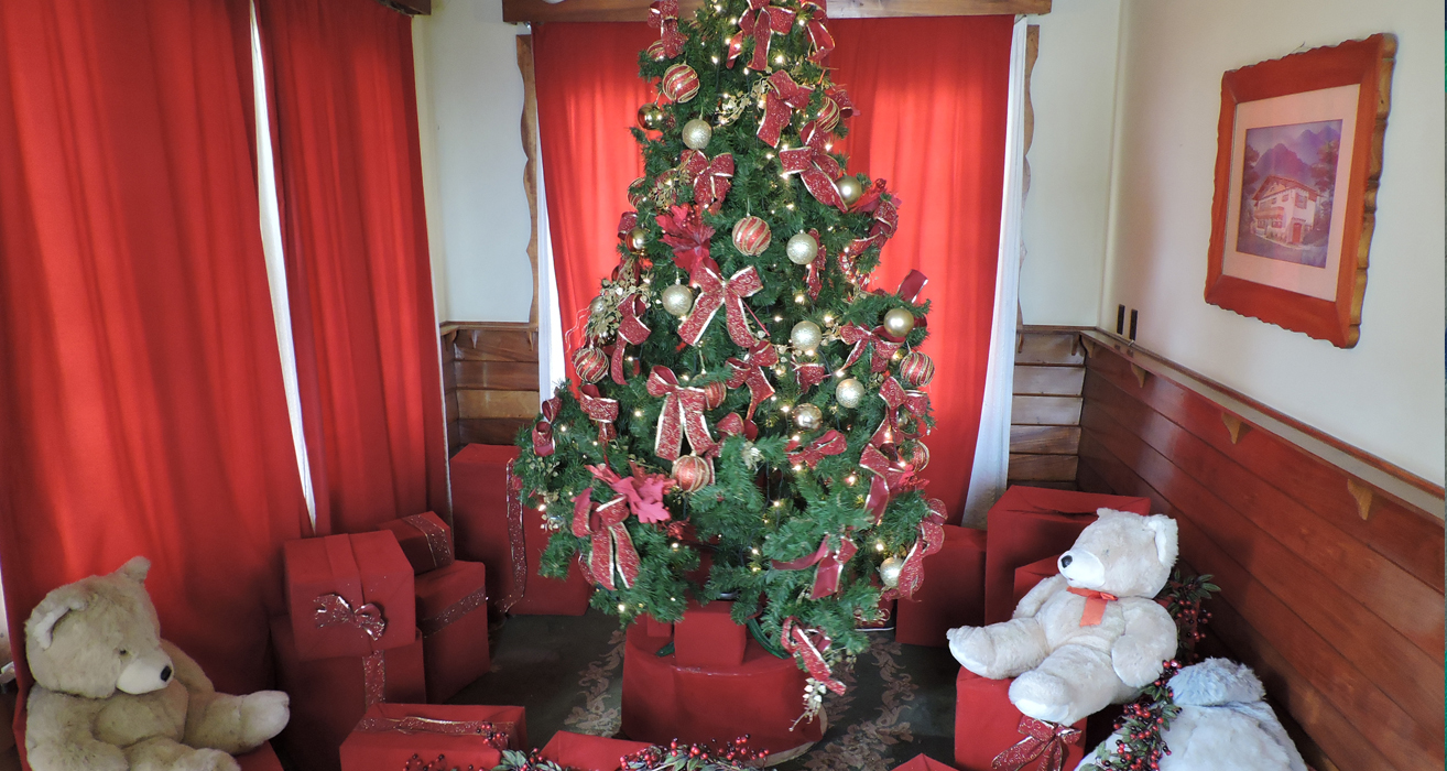 A Rena Mais Famosa Do Papai Noel aldeia do papai noel em gramado, onde o bom velhinho existe