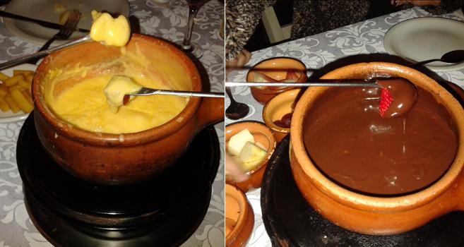 Gramado sem fondue não é Gramado!