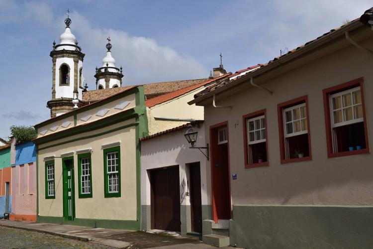 Rua Marechal, a antiga Rua da Zona