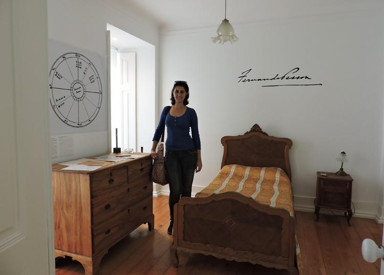 lugares-portugal-literatura-casa-fernando-pessoa-quarto