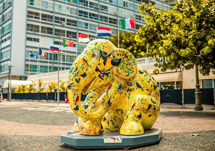 Elephant-Parade-rio-de-janeiro-3