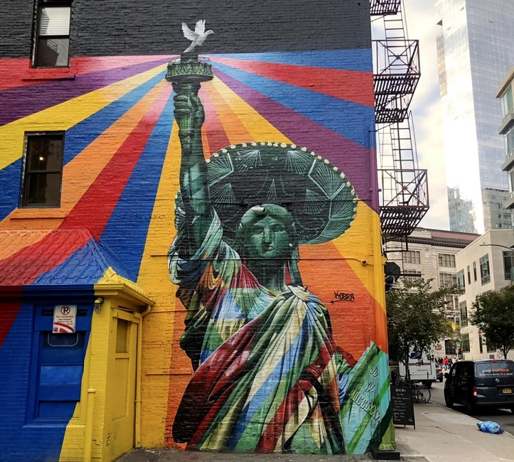 mural-kobra-nova-york-estatua-liberdade