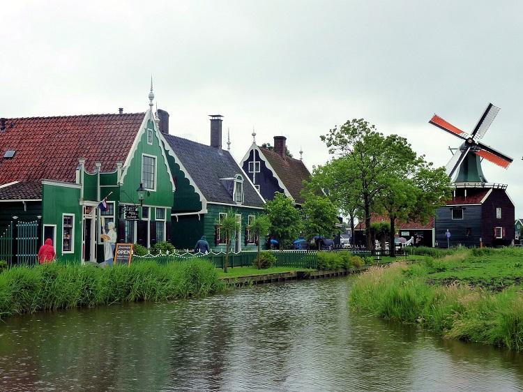 o-que-fazer-em-amsterdam-Zaanse-Schans