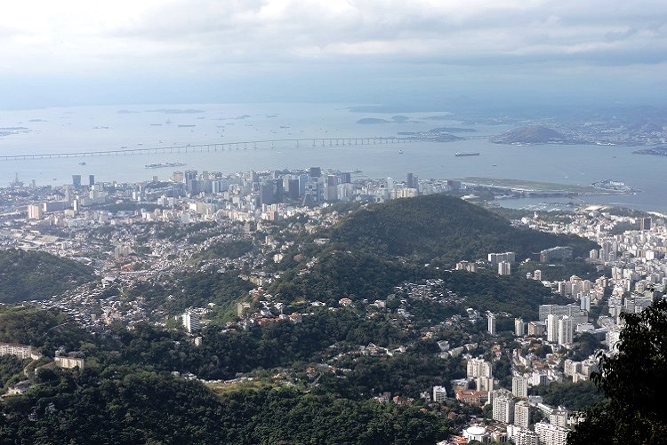 como-ir-cristo-redentor-vista-do-centro