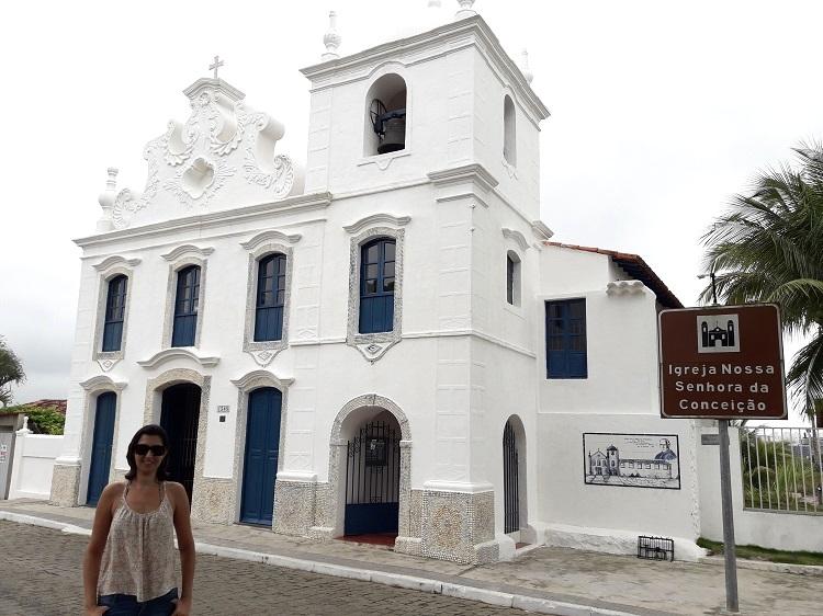 viajando-sozinha-espirito-santo-guarapari-centro-historico-igreja